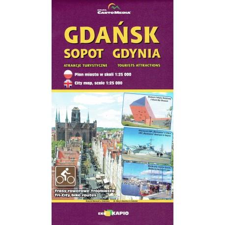 Gdańsk, Sopot, Gdynia - atrakcje turystyczne
