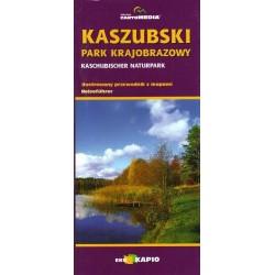 Kaszubski Park Krajobrazowy i okolice - wydanie polsko-niemieckie
