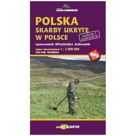 Skarby ukryte w Polsce