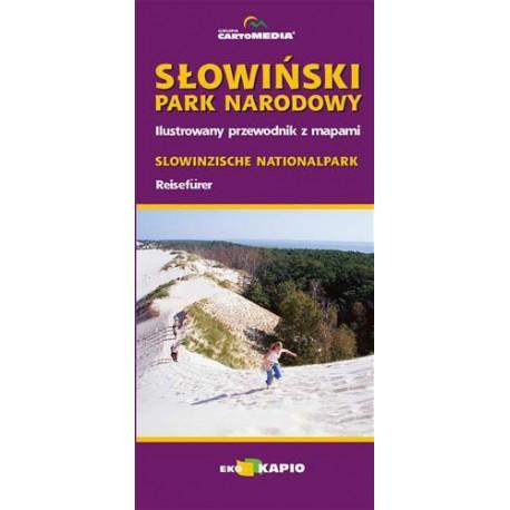 Słowiński Park Narodowy - Łeba - Rąbka - Ruchome wydmy