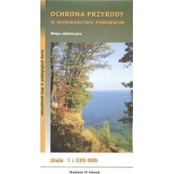 Województwo Pomorskie - ochrona przyrody